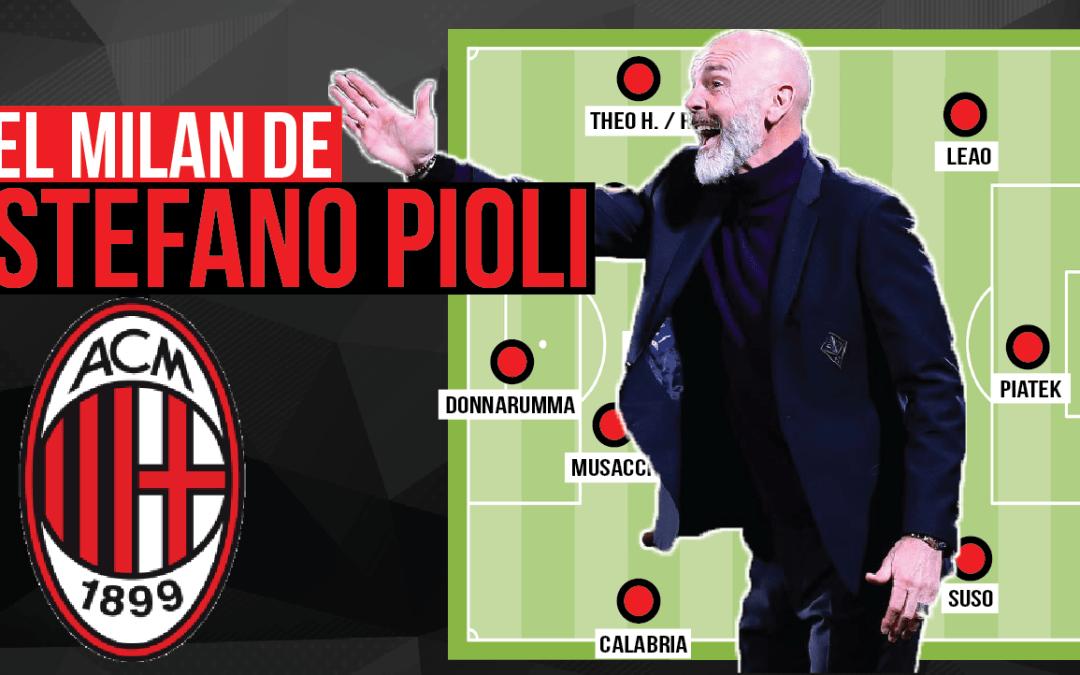 El análisis I Stefano Pioli será el nuevo entrenador del Milan