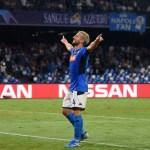 El Napoli espera que Mertens acepte renovar