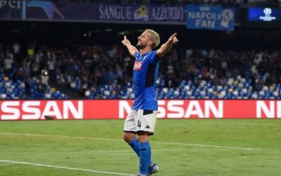 El Napoli se divide por Mertens