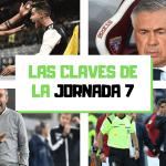 La jornada 7 de la Serie A en cinco claves