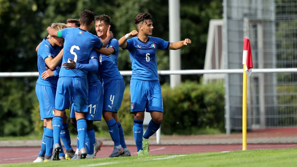 Convocatoria de Italia para el Mundial sub17: sin Esposito