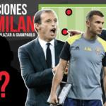 Las opciones del Milan para reemplazar a Marco Giampaolo