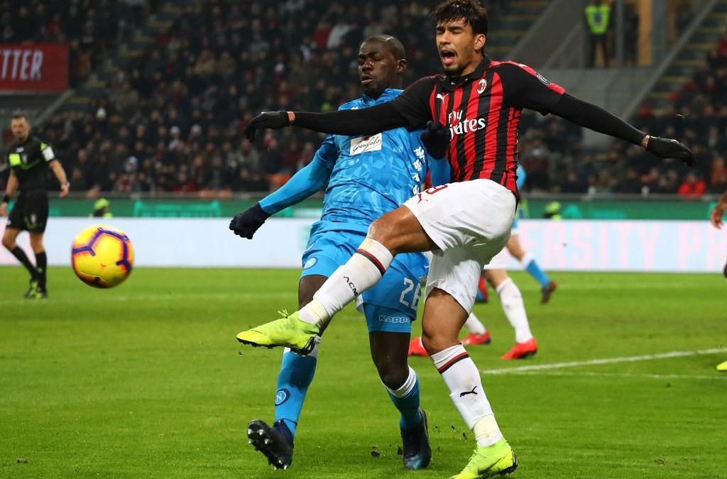 Previa Serie A I Milan vs Napoli