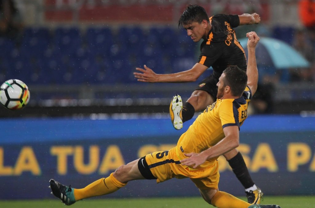 Previa Serie A I Hellas Verona vs AS Roma