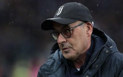 Sarri: «No creo que el tridente cause problemas al equipo»