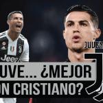 ¿Juega mejor la Juventus con Cristiano Ronaldo o sin él…?