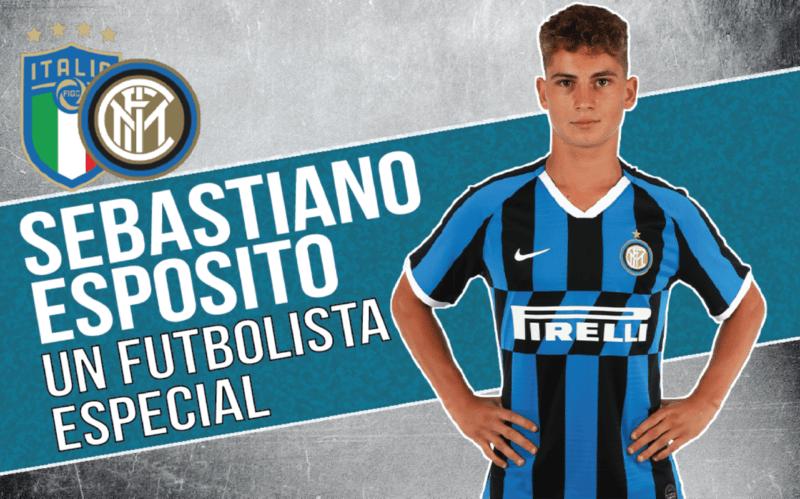Análisis I Así juega Sebastiano Esposito, la perla del Inter