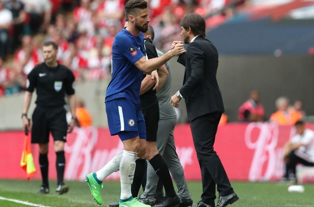 Inter-Chelsea: Acuerdo total por Giroud