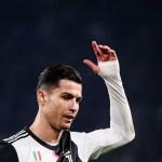 Sarri explica el enfado de Cristiano: «No hay ningún problema»