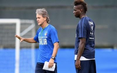 Mancini: «Llamaré a Balotelli cuando se lo merezca»