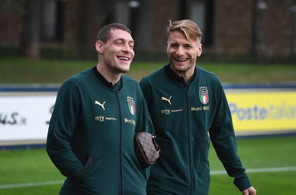 Belotti: «Un solo delantero no es suficiente para Italia»