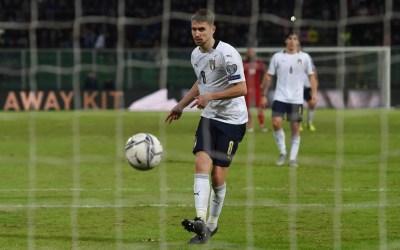 Jorginho: «Quizás haya un poco de Brasil en esta Italia»