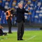 Ancelotti planea dar un cambio al Napoli