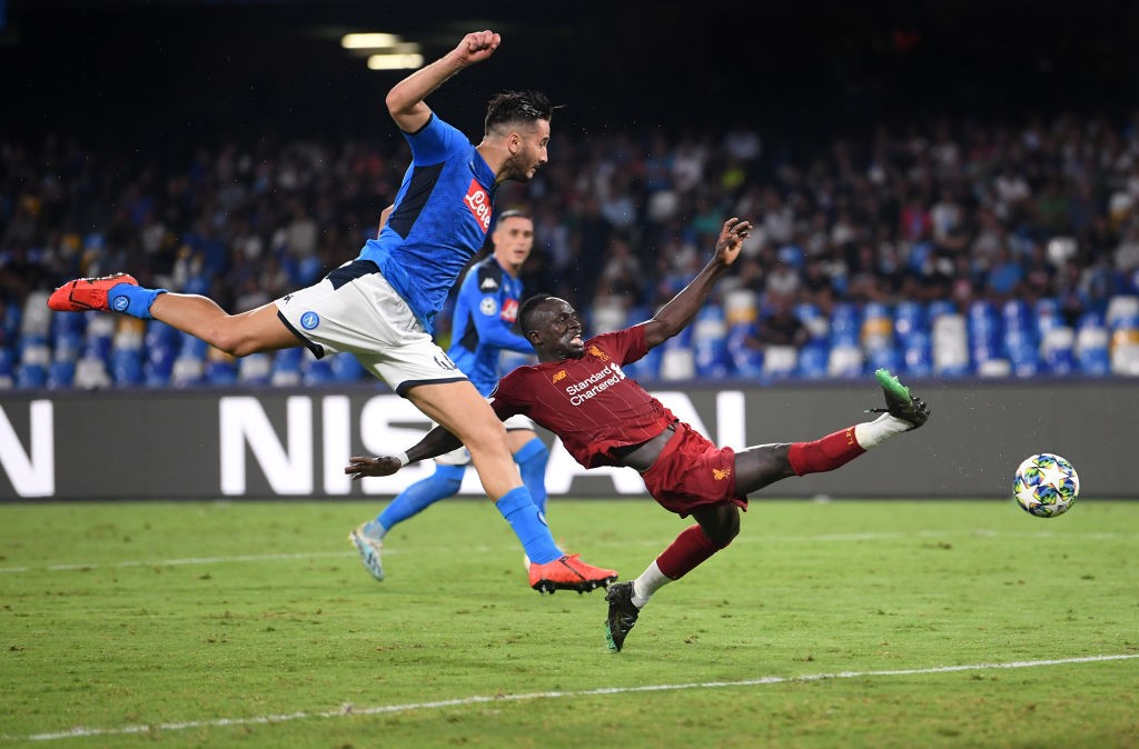 Previa Champions League I Liverpool vs Napoli