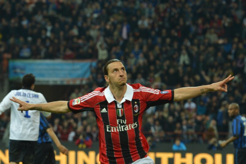 Ibrahimovic: «Iré a un equipo que tiene que volver a ganar…»