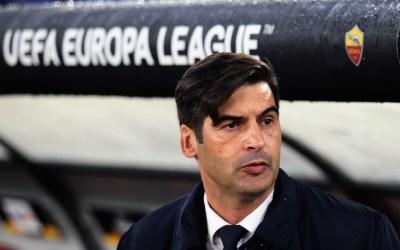 «Esta Roma quiere llegar lejos en Europa League»
