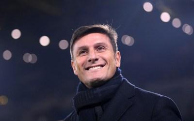 Zanetti: «La Europa League es un objetivo para el Inter»