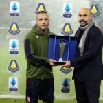 OFICIAL I Radja Nainggolan, MVP de la Serie A en noviembre