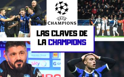 Análisis Champions League: La Atalanta obra el milagro, el Inter cae