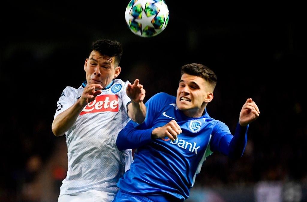 Previa Champions League I Napoli vs Genk