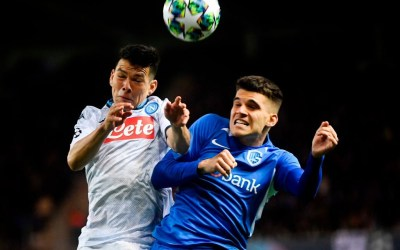 Previa Champions League I Napoli vs Genk
