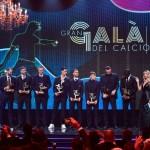 Todos los premiados en la Gran Gala del Calcio 2019