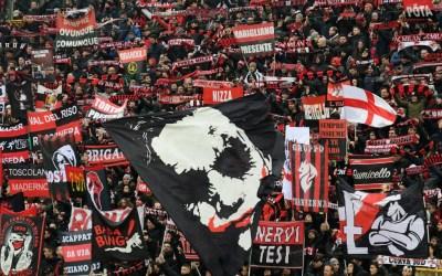 Un aficionado del Milan apuñalado tras el partido en Bologna
