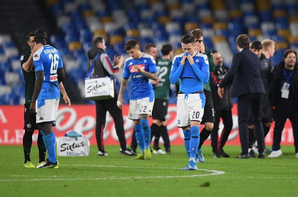 Ancelotti ordena la concentración del Napoli desde el miércoles