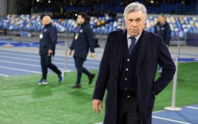 Ancelotti: «¿Dimitir? Nunca lo he hecho, y no creo que nunca lo haga»