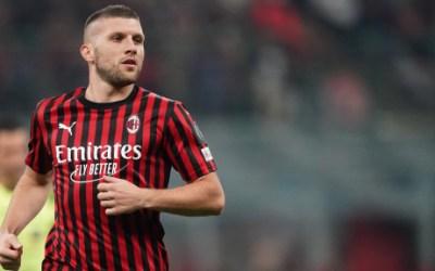 El Milan quiere quedarse con Rebic de forma permanente