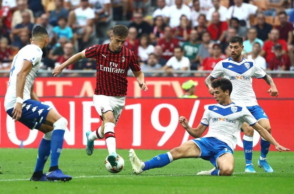 Previa Serie A I Brescia vs AC Milan