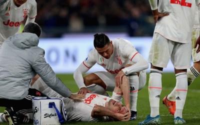Merih Demiral se rompe y se pierde lo que resta de temporada