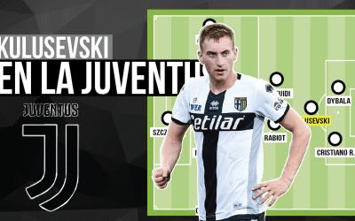 ¿Cómo encajará Kulusevski en la Juventus?