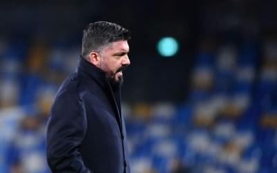 Gattuso: «No es fácil jugar en el San Paolo ahora mismo»