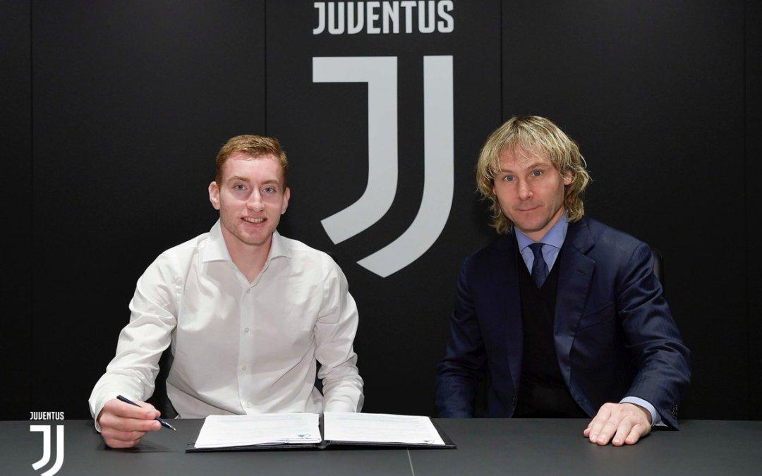 OFICIAL: Dejan Kulusevski es nuevo jugador de la Juventus