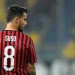 El Milan pide 25 millones para vender a Suso
