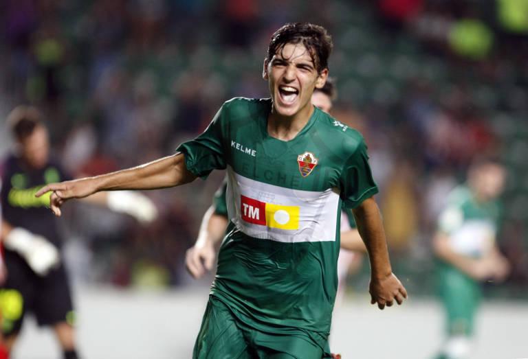 La Roma insiste por Gonzalo Villar