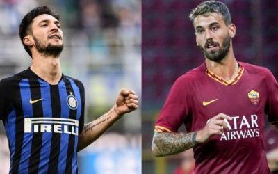 Politano a la Roma, Spinazzola al Inter