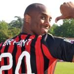 La Lega no permite que el Milan rinda homenaje a Kobe Bryant