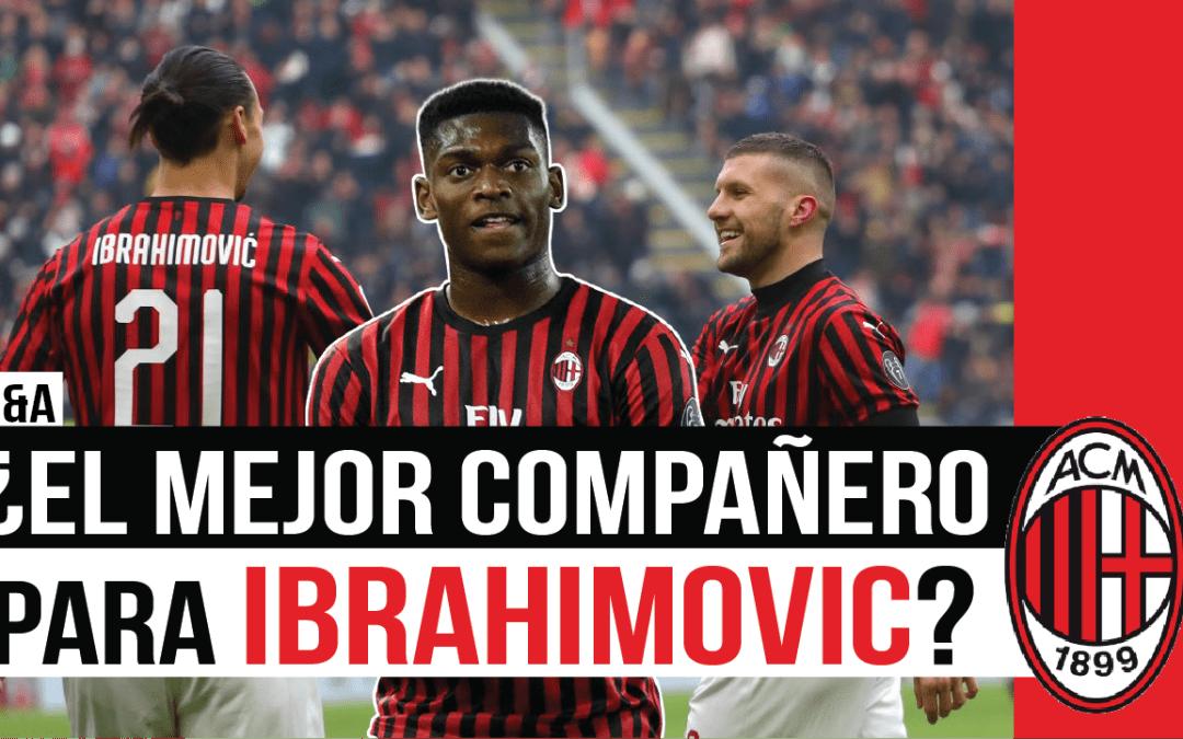 Análisis I ¿El compañero ideal para Ibrahimovic?