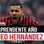 Análisis I La gran temporada de Theo Hernández en el Milan