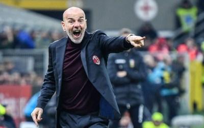 Pioli estalla contra el arbitraje del Milan – Juventus