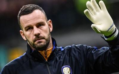 El Inter extenderá el contrato de Samir Handanovic