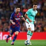 Messi se deshace en elogios hacia Lautaro Martínez