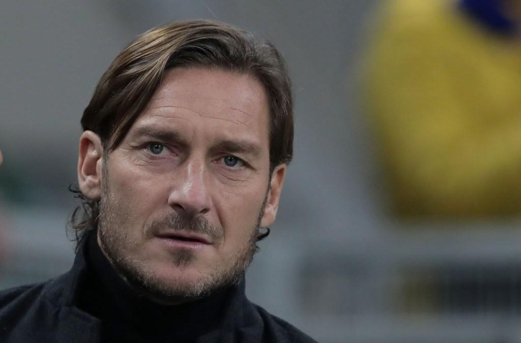 La nueva vida de Totti: agente de futbolistas y scout