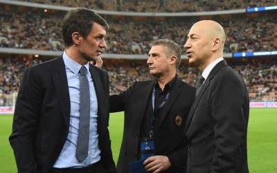 Paolo Maldini puede dejar el Milan
