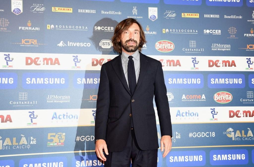 Pirlo: «Este Milan es muy diferente al viejo Milan, hay que acostumbrarse»