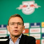 Ralf Rangnick se aleja del Milan