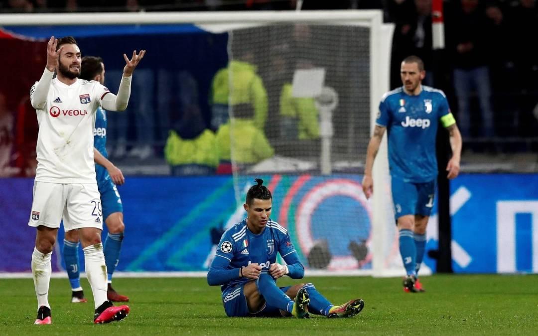 El Lyon no descarta jugar el partido contra la Juventus en campo neutral