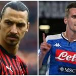 ¿Milik para reemplazar a Ibrahimovic en Milán?